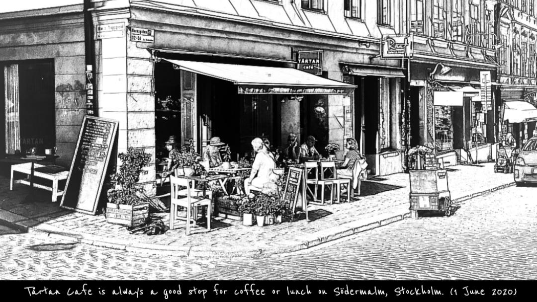 Cafe Tårtan